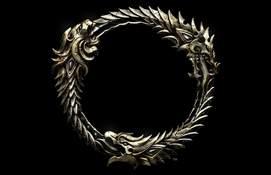 The Elder Scrolls Online logotyp